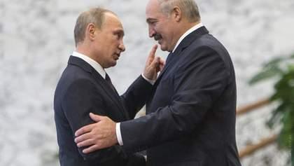 Лукашенко зробив Путіну дуже білоруський подарунок до Нового року
