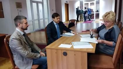 В Україні зареєстрували першого кандидата у Президенти