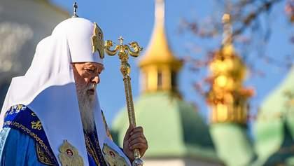 Русская церковь может оказаться на некоторое время в расколе, – Филарет