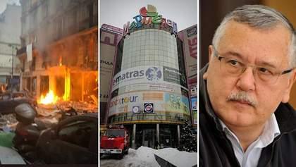 Головні новини 12 січня: Вибухи у Парижі та Києві, виклик Гриценка на допит в СБУ