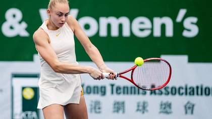 Українка Лопатецька другий тиждень поспіль зіграє в півфіналі престижного турніру