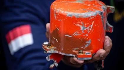 Дайвери відшукали другу чорну скриньку індонезійського лайнера Lion Air