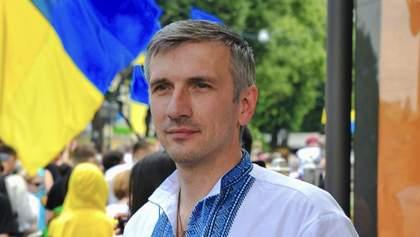 Фактически Одессой правит банда, – активист Михайлик о причине покушения на него