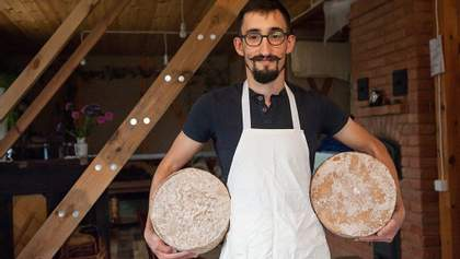 Украинец, который в поисках себя покинул пост главного менеджера и стал успешным сыроваром