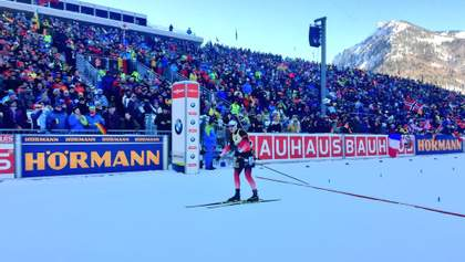 Биатлон: братья Бё выиграли спринт в Рупольдинге, Пидручный в топ-20