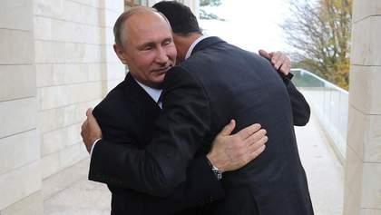 Асад сравнил создание Православной церкви Украины с Сирией и пожалел Путина