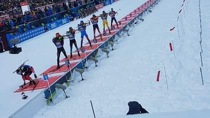 Норвегія виграла чоловічу естафету у Рупольдінгу, Україна фінішувала сьомою