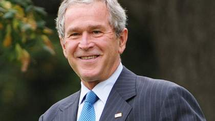 """Шатдаун в США"" Джордж Буш угостил пиццей Секретную службу"
