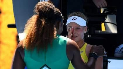 Ястремская – очень талантливая теннисистка, – Серена Уильямс о юной украинской сенсации