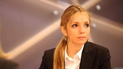 Мама не зрадить і не підведе, – Євгенія Тимошенко