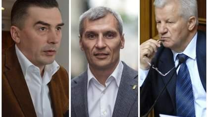 Ще три кандидати у президенти подали документи до ЦВК