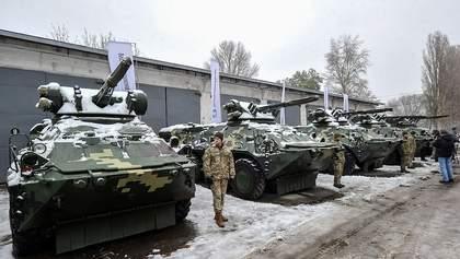 Україна і Росія: порівнюємо військову міць двох країн
