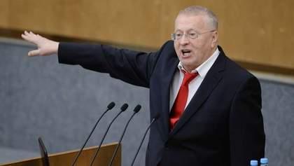 ГПУ склала підозру одіозному Жиріновському: у чому звинувачують депутата російської Держдуми