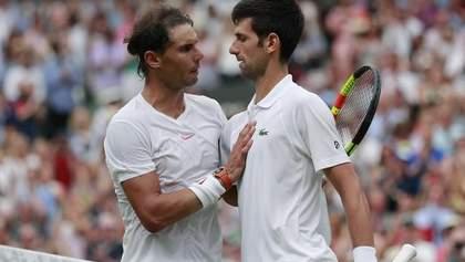 Джокович и Надаль второй раз сыграют в финале Australian Open