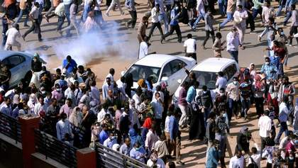 Российские разведчики разгоняют протесты в Судане, – СБУ