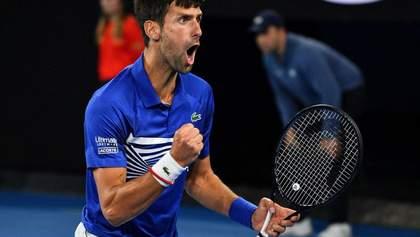 Новак Джокович седьмой раз выиграл Australian Open