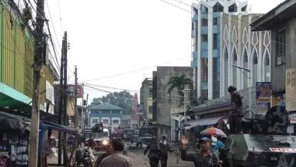 """Вибухи на Філіппінах: """"Ісламська держава"""" взяла на себе відповідальність за теракт"""