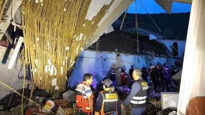 В Перу обвалилася стіна готелю під час святкування весілля: 15 загиблих