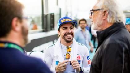 """Экс-гонщик Формулы-1 Алонсо победил в гонке """"24 часа Дайтоны"""""""