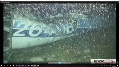 Зникнення Еміліано Сала: рятувальники знайшли тіло серед уламків літака на дні Ла-Манша (фото)