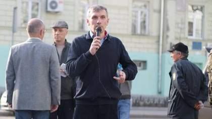 Покушение на Михайлика: одесский активист заявил о том, что у него забрали охранников