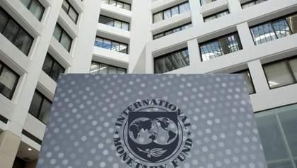 Украина совершит большой транш для МВФ