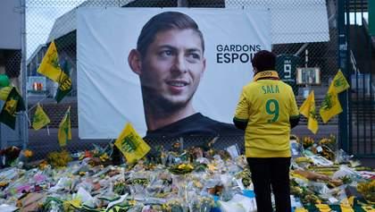 Матчі Ліги чемпіонів та Ліги Європи розпочнуться з хвилини мовчання в пам'ять про Еміліано Сала