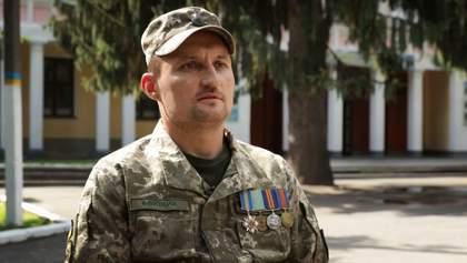 Там был ад, в воздух взлетали танки, – военный рассказал, как начиналась война на Донбассе