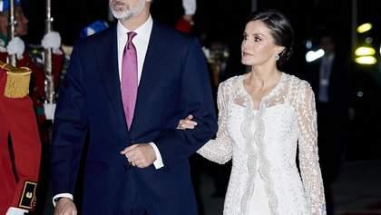 Роскошная и элегантная: королева Испании продемонстрировала два стильных образа