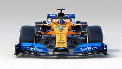 McLaren представили новый болид и пилотов: фото