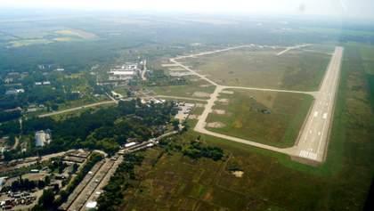 С аэродрома в Белой Церкви планируют осуществлять международные рейсы