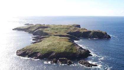 В Атлантичному океані продають безлюдний острів: ціна і фото