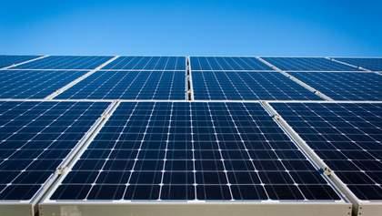 На Днепропетровщине начала работать самая мощная солнечная электростанция в Украине