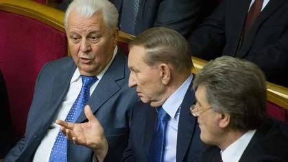 Курс на вступление в НАТО и ЕС: что об этом думают первые президенты Украины