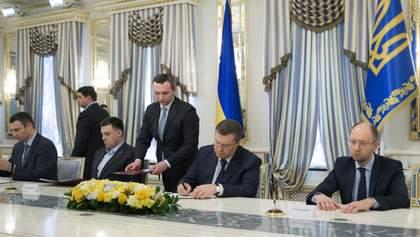 Янукович нервував і погрожував, – Кличко про підписання мирної угоди