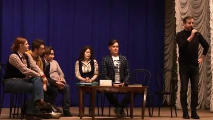 Культурный фронт: как украинские писатели вдохновляют молодежь на Донбассе