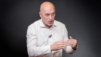 Тука розповів, чого не варто очікувати від жителів окупованого Донбасу