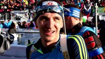 Мужская сборная Украины по биатлону в боевом составе выступит на чемпионате мира в Эстерсунде