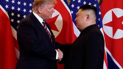 Зустріч Дональда Трампа та Кім Чен Ина: розпочався другий день саміту в Ханої