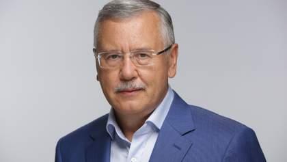 Поддержат ли Гриценко другие кандидаты в президенты после снятия Садового