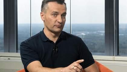 Дмитрий Гнап снялся с выборов президента-2019 и поддержал Гриценко