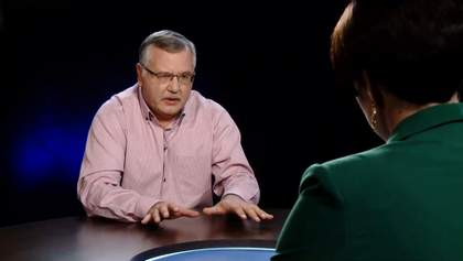Чи пройде Гриценко у другий тур після об'єднання з Садовим: відповідь експерта