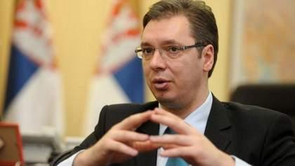 Чекають моменту для нападу, – Вучич спрогнозував нову хвилю агресії на Балканах