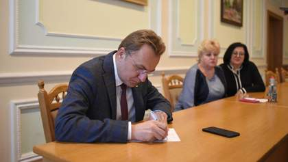 Садовий подав заяву до ЦВК про відкликання своєї кандидатури з президентських виборів