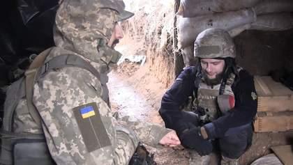 День из жизни украинского бойца неподалеку от Горловки: репортаж военкора 24 канала