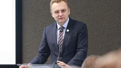 Садового официально сняли с выборов президента Украины