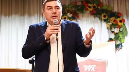 Добродомов снимает свою кандидатуру с выборов президента Украины