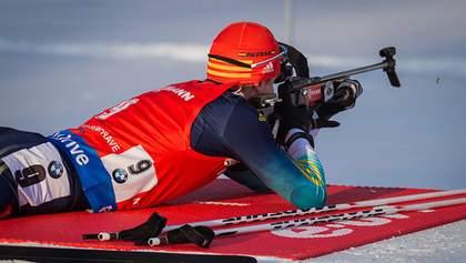 Украинец Подручный стал 4-м в спринте на чемпионате мира, победил Йоханнес Бё