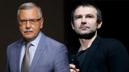 Чому Гриценку необхідна підтримка Вакарчука: відповідь журналістки