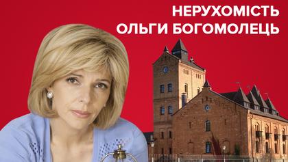 Замок Богомолець: що відомо про нерухомість кандидатки в президенти